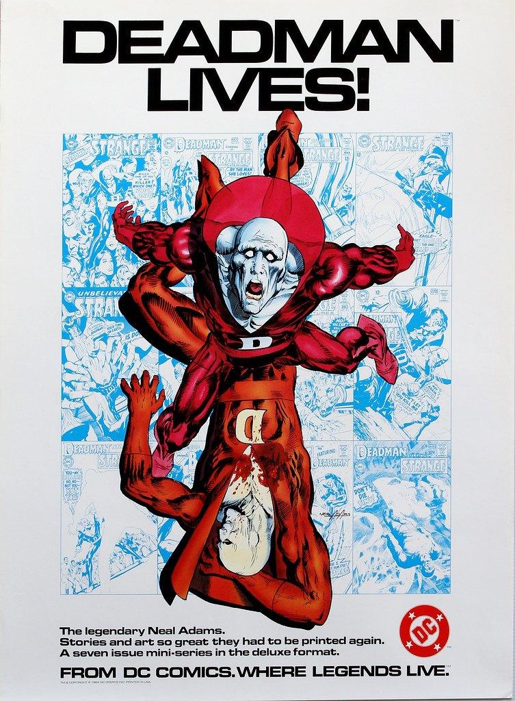 Deadman Lives