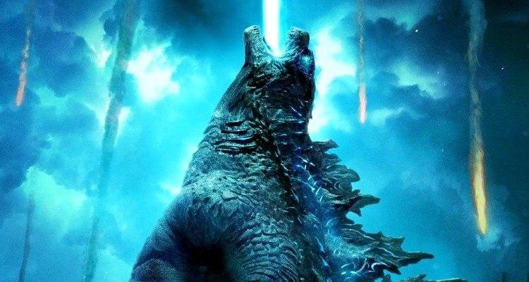 Godzilla Blue Beam - KOTM poster
