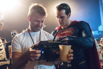 BatmanvSuperman - Dawn of Justice - Zack Snyder and Henry Cavill