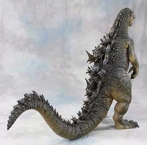 Godzilla - Stan Winston 5