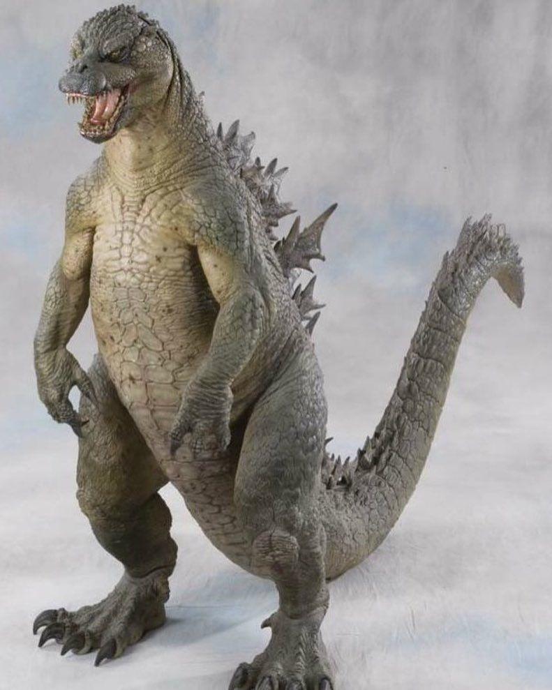 Godzilla - Stan Winston 3
