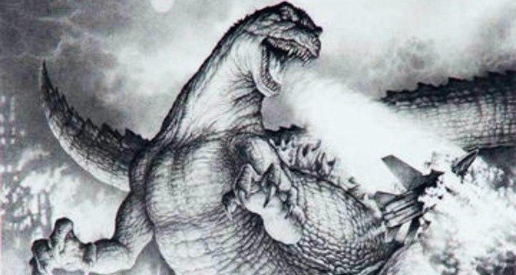 Godzilla 1994 Concept