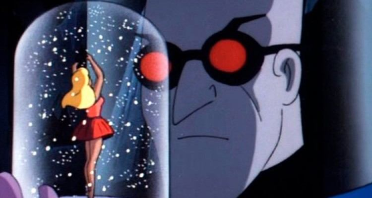 MrFreeze - Batman TAS - Heart of Ice