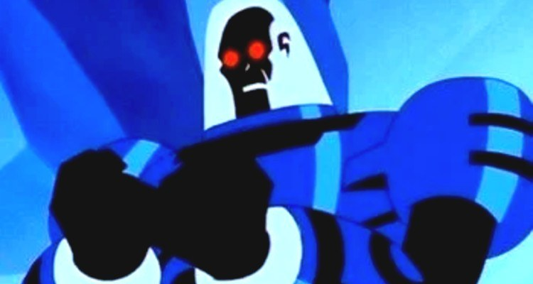 Batman Beyond_Mr. Freeze