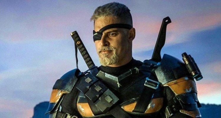 Justice League - Zack Snyder - Deathstroke - Joe Manganiello