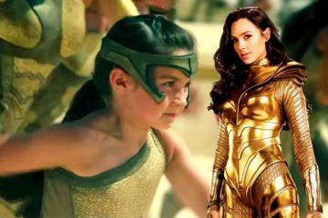 Wonder Woman 1984 - Young Diana