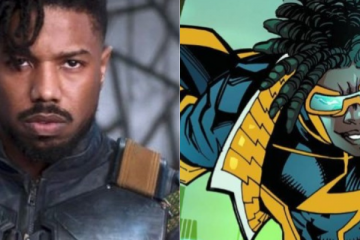 Michael B. Jordan Producing Static Shock