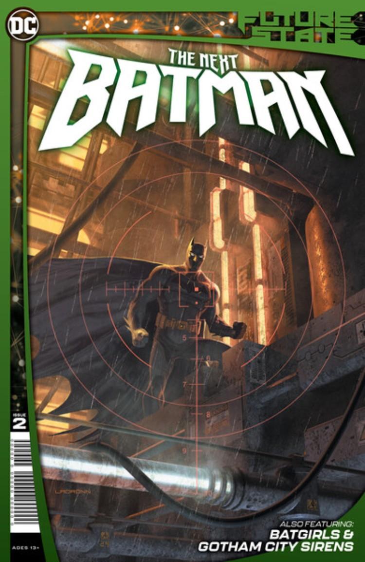 DC Future State - Next Batman