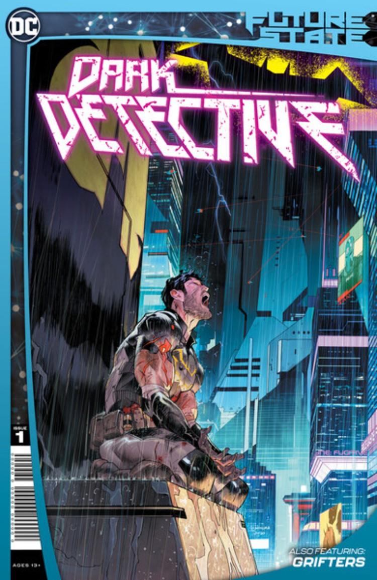 DC Future State-Dark Detective