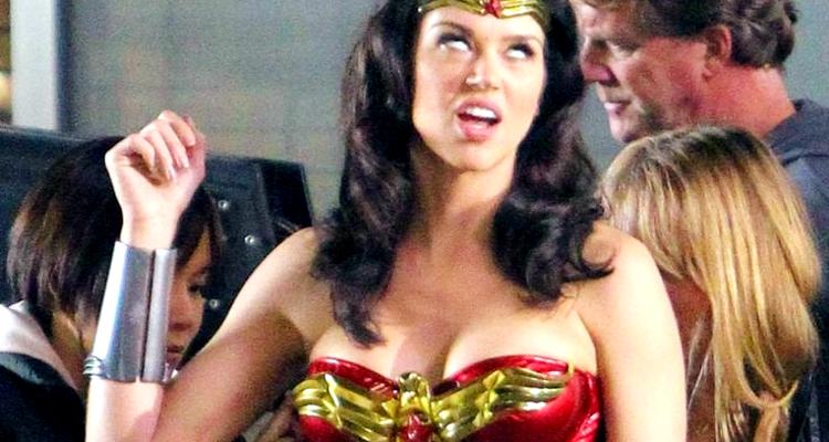 Adrianne Palicki as Wonder Woman - whatever