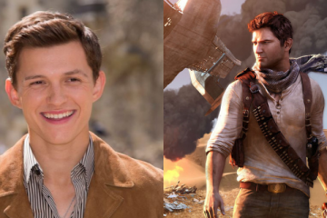 Tom Holland Nathan Drake