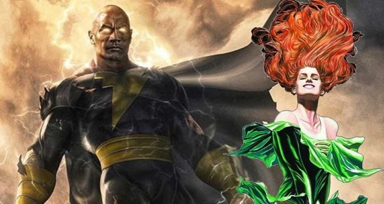 Black Adam, Cyclone Casting News