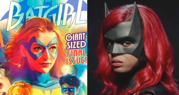 Batgirl Meets (New) Batwoman