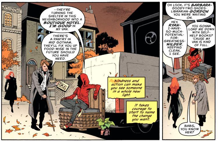 Batgirl 60 Introduces Ryan Wilder