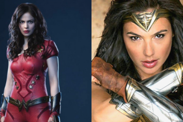 Gal Gadot in Wonder Girl