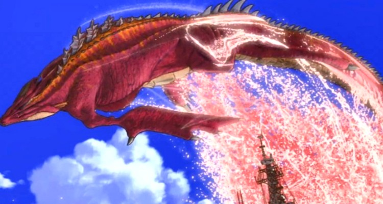 Titanosaurus - Godzilla Singular Point