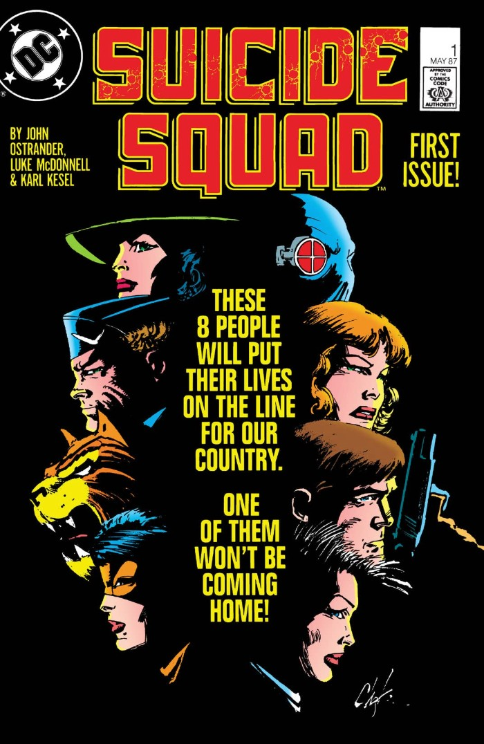 Suicide Squad Issue 1-87