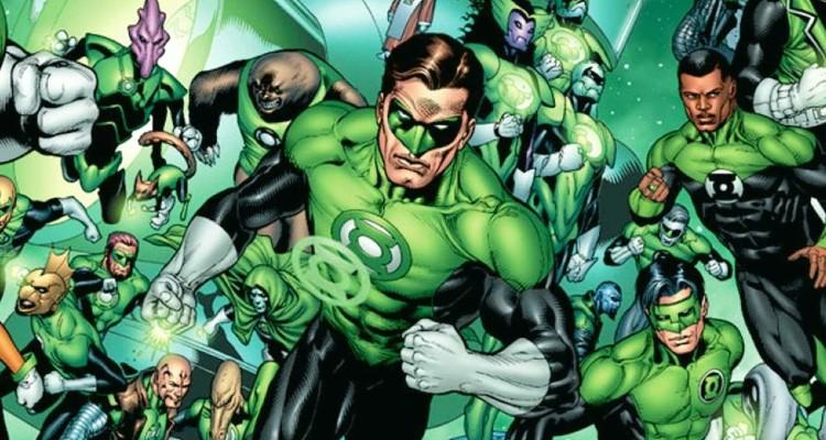 Green Lantern on HBO