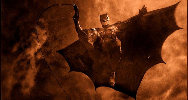 Ben Affleck as Batman for New Movie