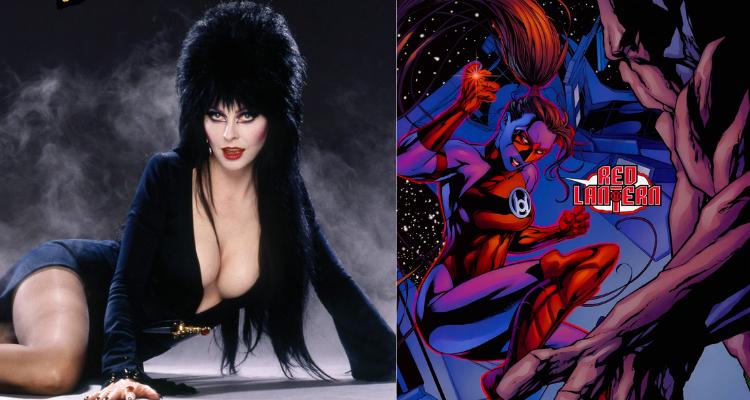 Elvira Red Lantern