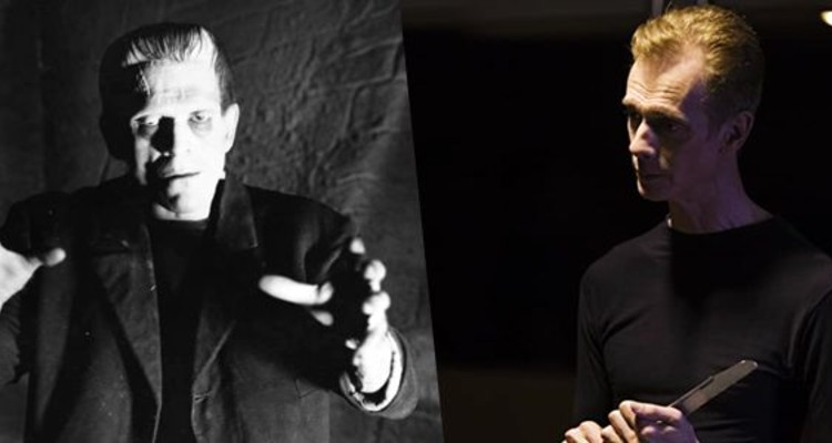 Doug Jones - Guillermo del Toro's Frankenstein