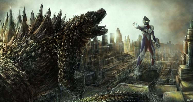 Ultraman vs Godzilla 2