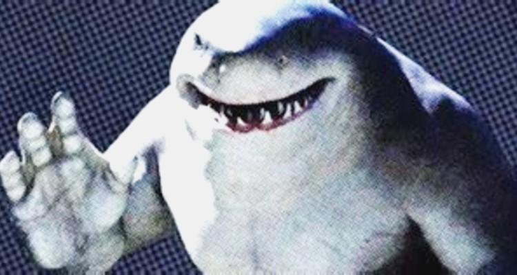 King Shark is a shark