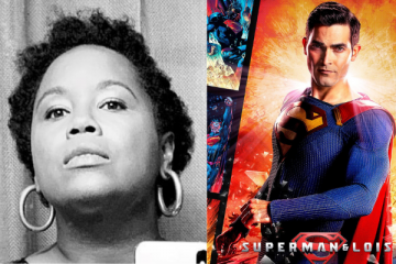 Nadria Tucker Superman & Lois