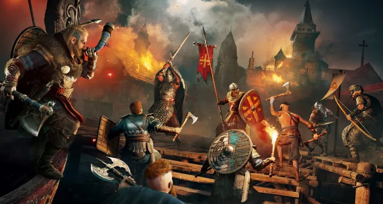 Assassin's Creed Valhalla is breaking records for Ubisoft