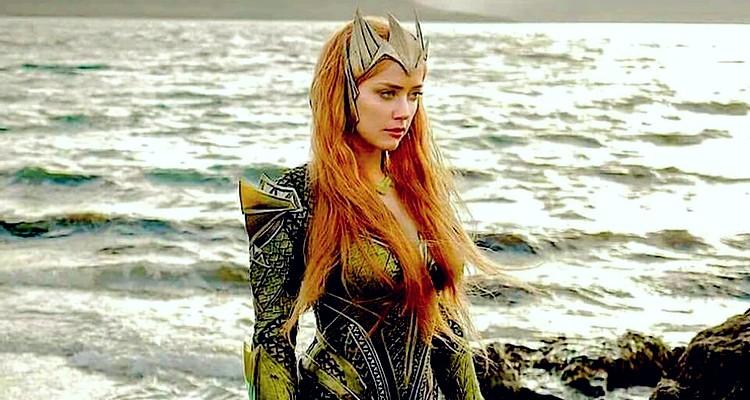 Amber Heard confirms Aquaman 2 return