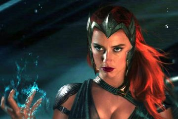 Amber Heard Considered for Mera Solo Movie
