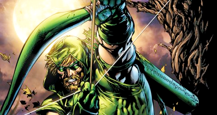Green Arrow (reboot)