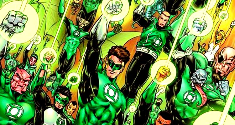Green Lantern on HBO Max