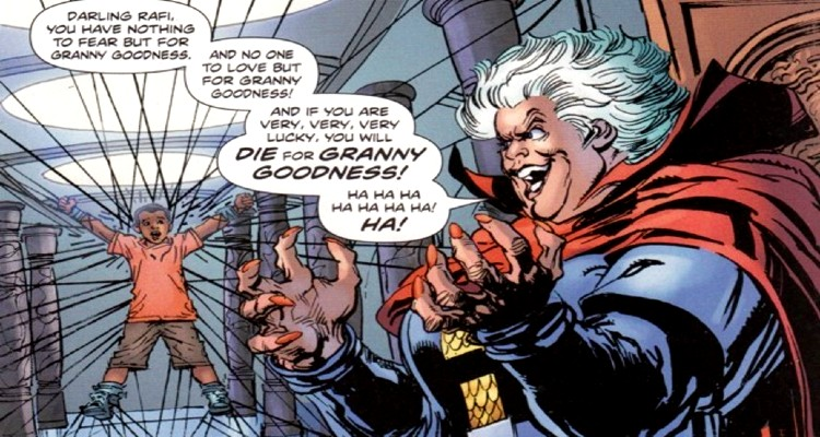 Die for Granny Goodness