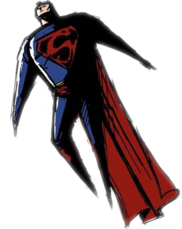 Superman Design By Samurai Jack Creator-2