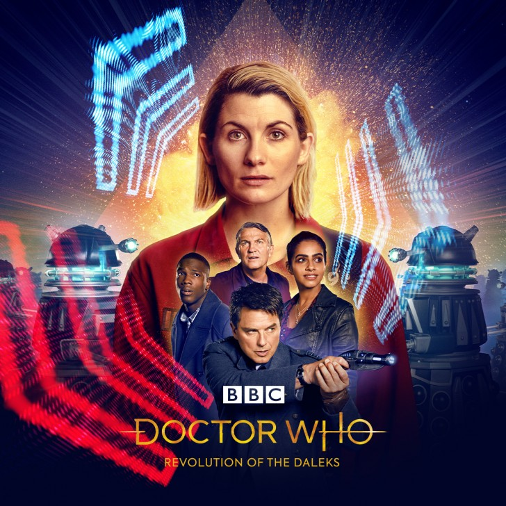 'Physician Who' Releases Trailer for Dalek-Filled New Year's Day Special