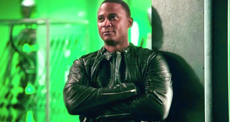 David Ramsey-Diggle in the Arrowverse