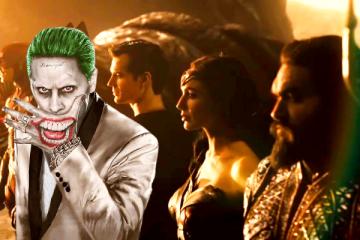 Zack Snyder-Justice League-Joker-Knightmare