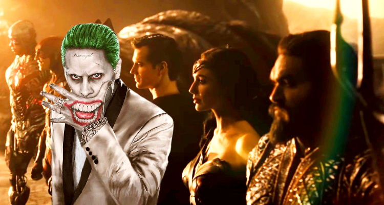 Zack Snyder-Justice League-Joker-Knightmare