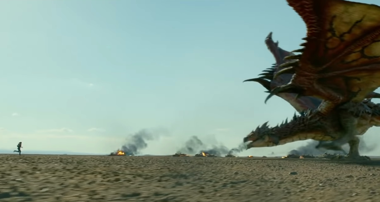 Monster Hunter Pulled from Chinese Theaters Over Offensive Slur