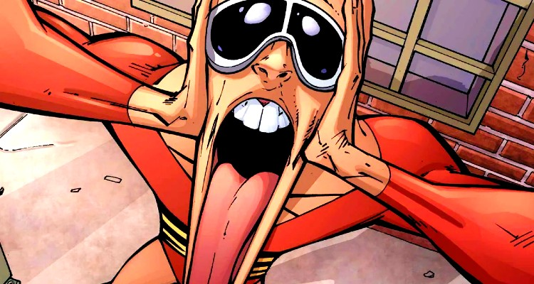 Plastic Man-movie shifts to female lead