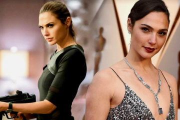 Gal Gadot-Spy Movie