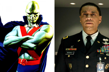 Harry Lennix-Martian Manhunter