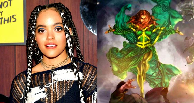 Black Adam-Quintessa Swindell cast as Cyclone