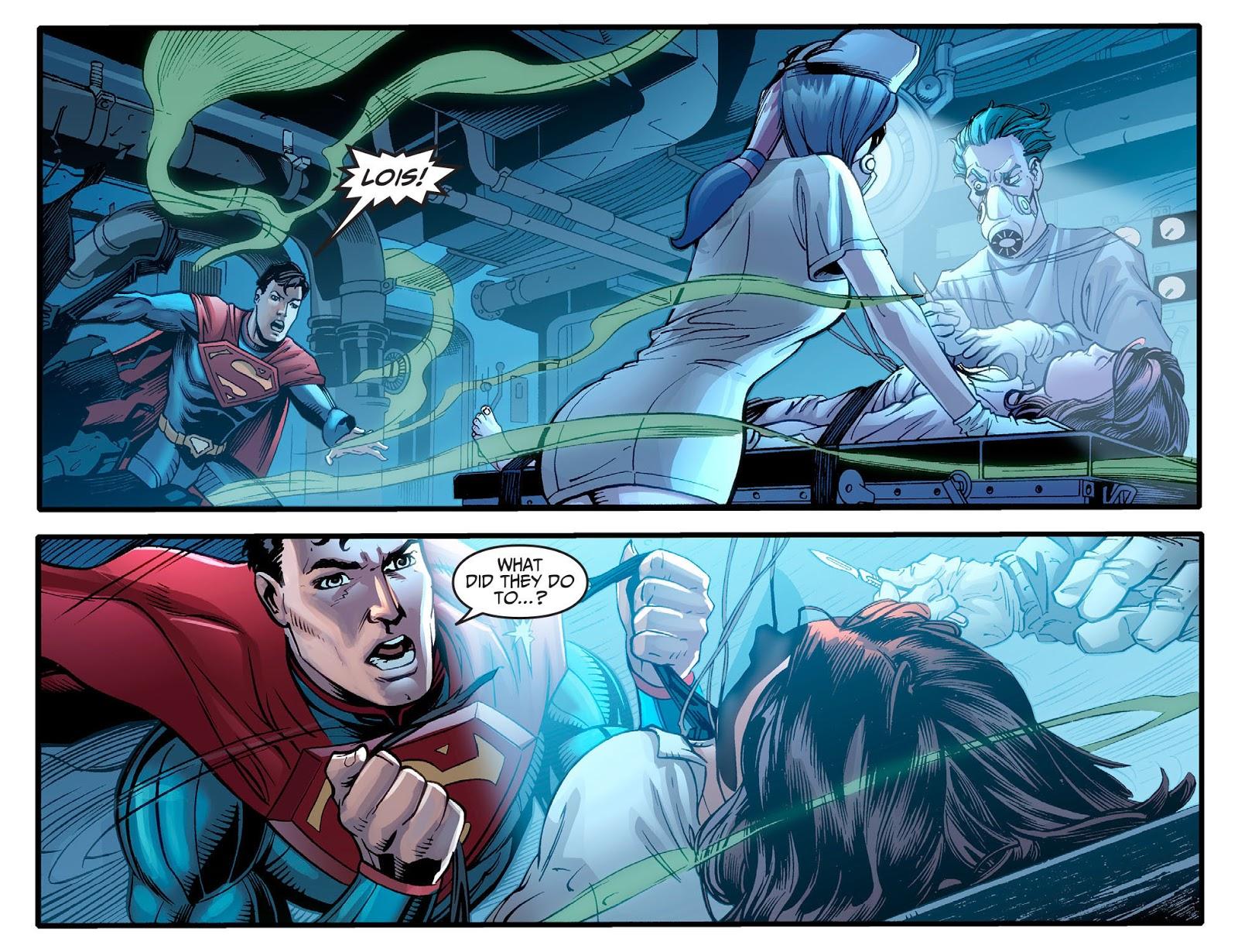 Injustice Joker