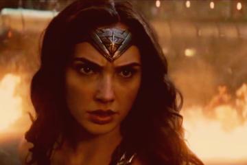 Gal Gadot's Wonder Woman