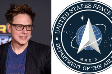 James Gunn Space Force