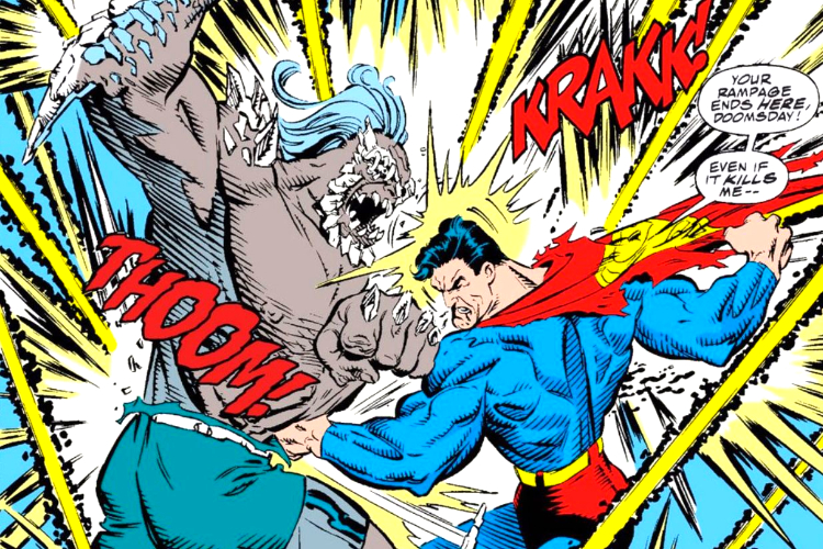 SupermanvDoomsday