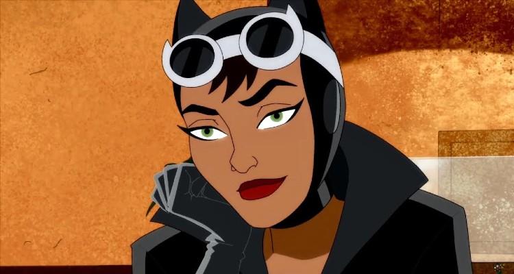 Harley Quinn Catwoman-Sanaa Lathan