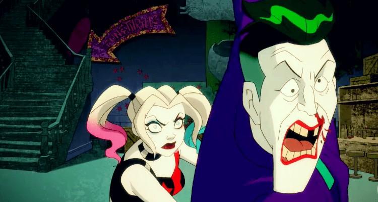 Harley Quinn-Joker got served